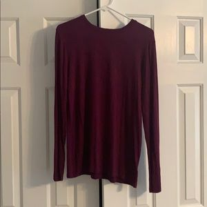👚Zenana Premium Long Sleeved T-shirt Size M👚